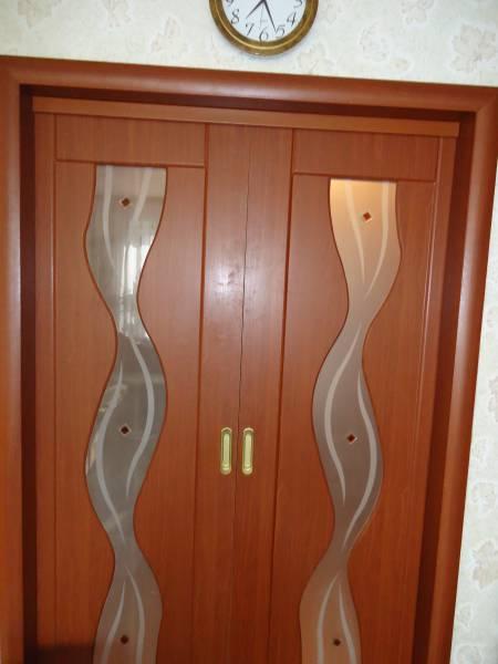 Межкомнатные двери-купе в домашних условиях